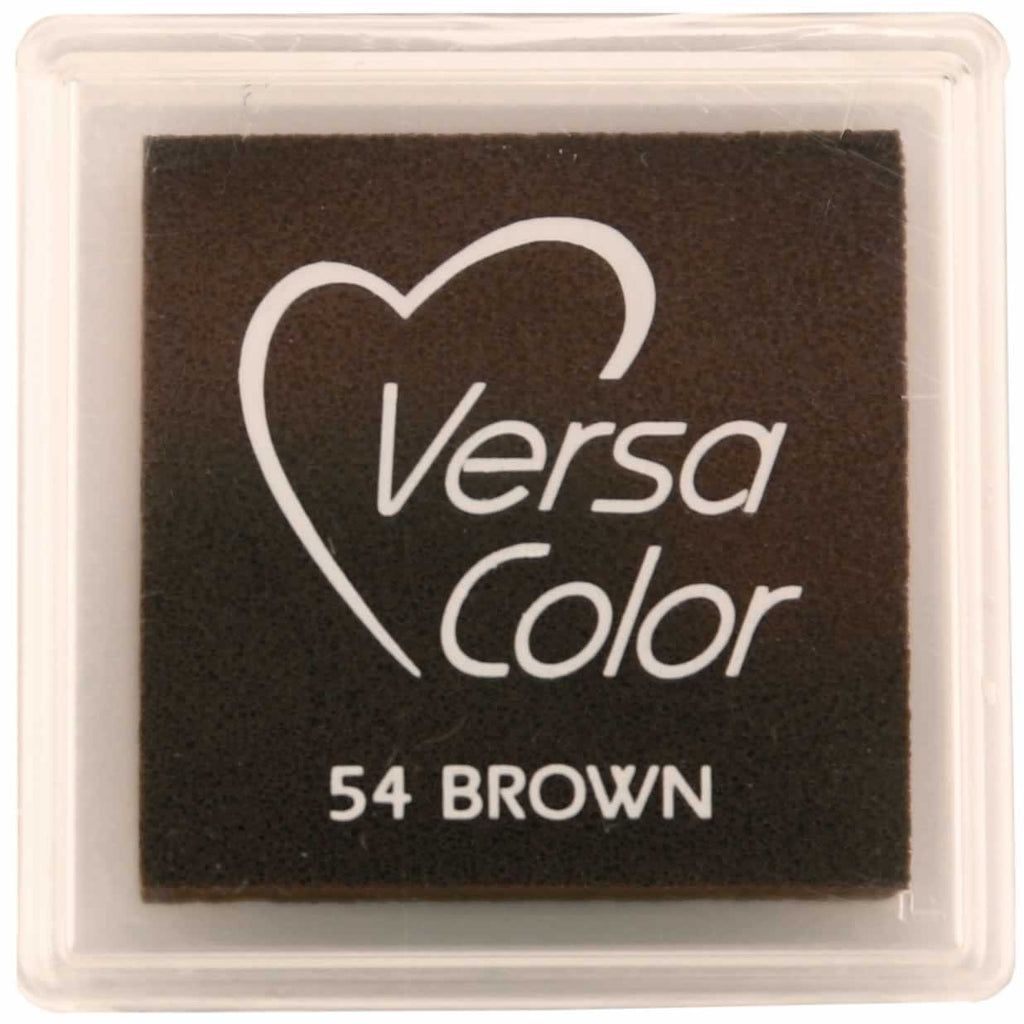 Versacolor Pigment Mini - Brown - Stamptopia