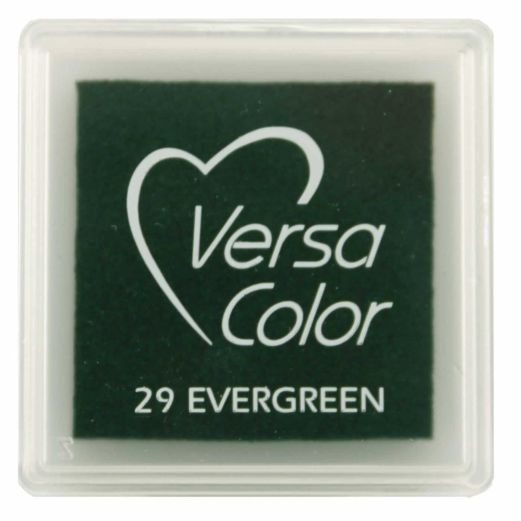 Versacolor Pigment Mini - Evergreen - Stamptopia