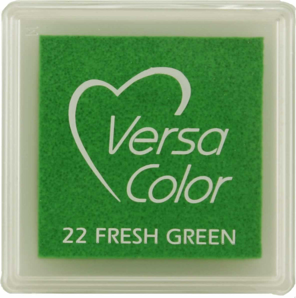 Versacolor Pigment Mini - Fresh Green - Stamptopia