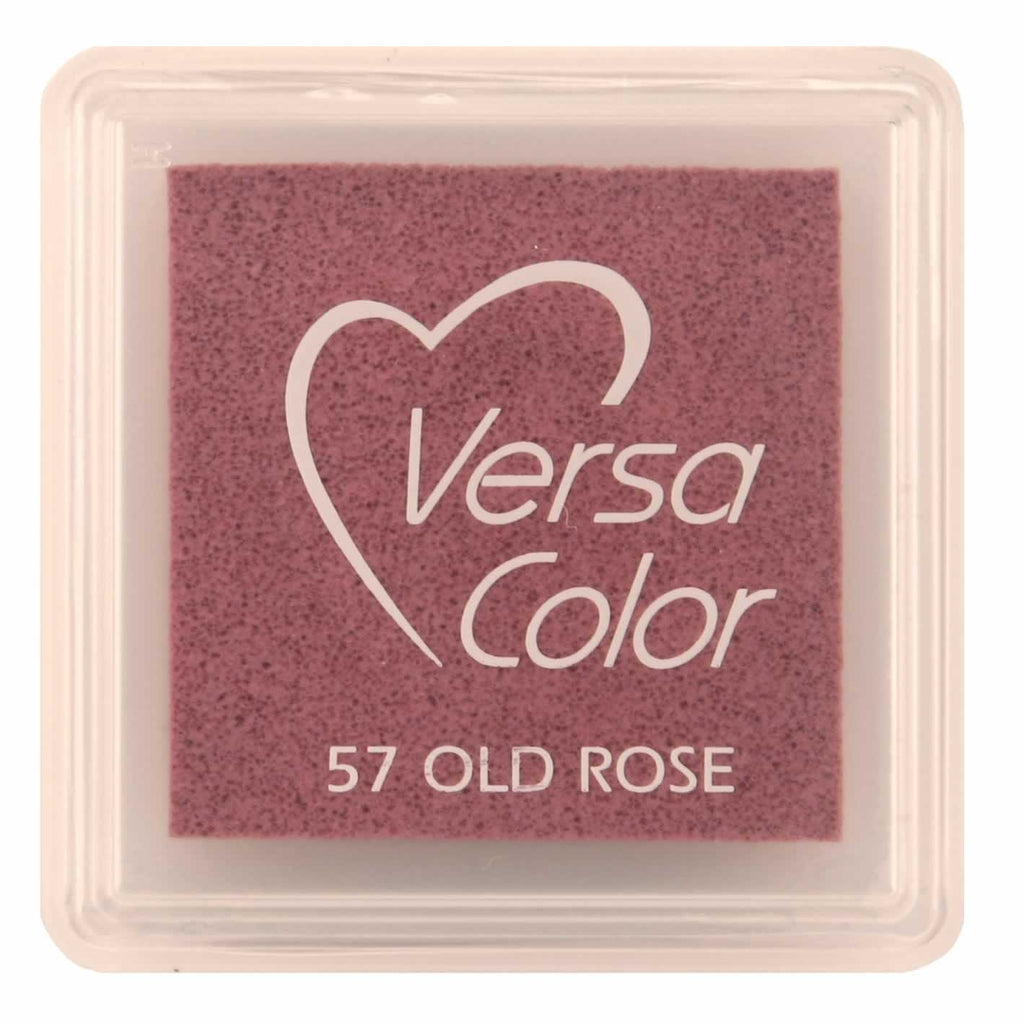 Versacolor Pigment Mini - Old Rose - Stamptopia