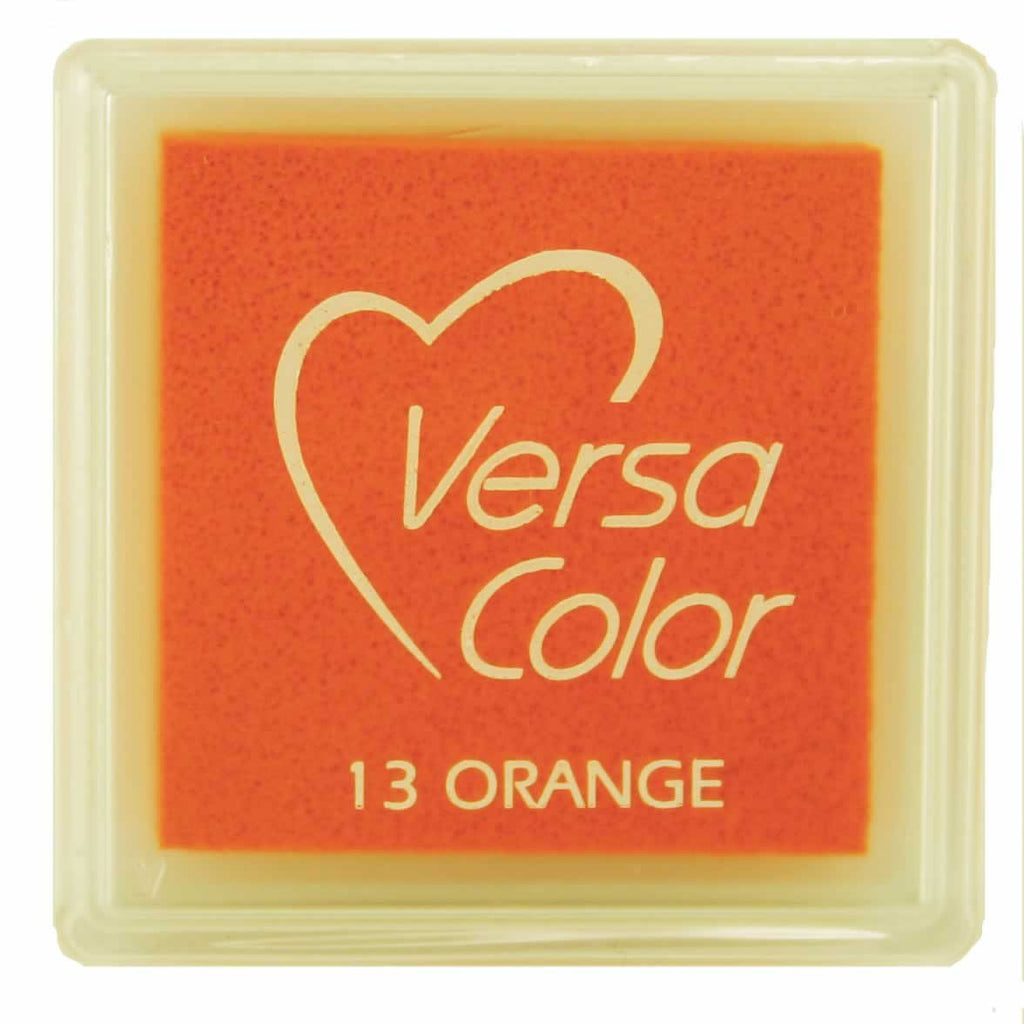 Versacolor Pigment Mini - Orange - Stamptopia
