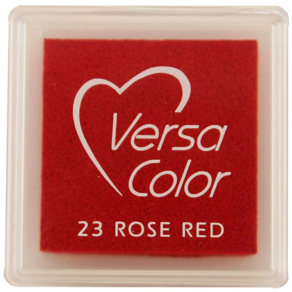 Versacolor Pigment Mini - Rose Red - Stamptopia