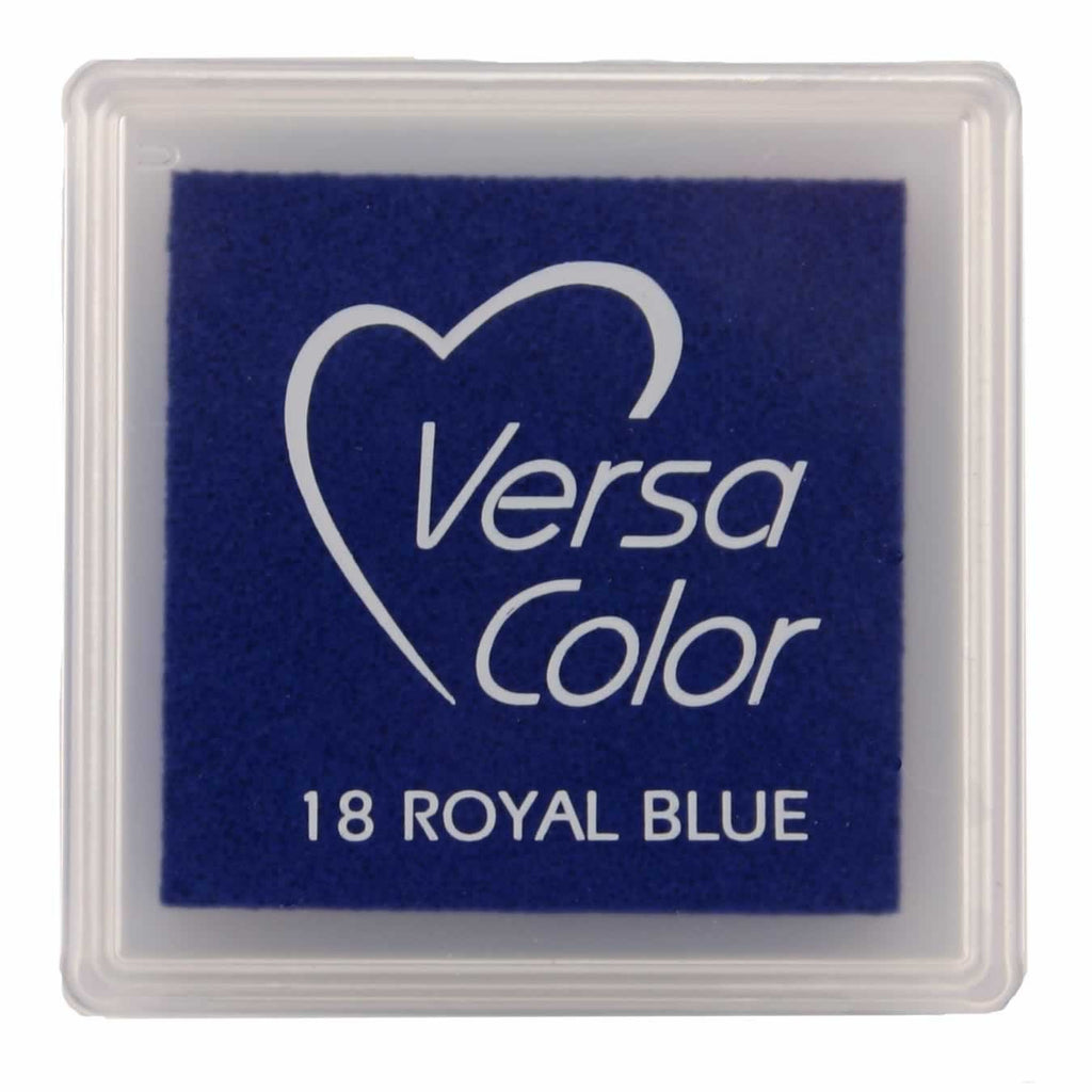 Versacolor Pigment Mini - Royal Blue - Stamptopia