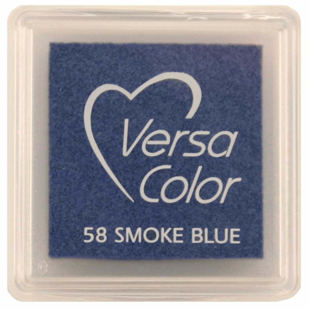 Versacolor Pigment Mini - Smoke Blue - Stamptopia