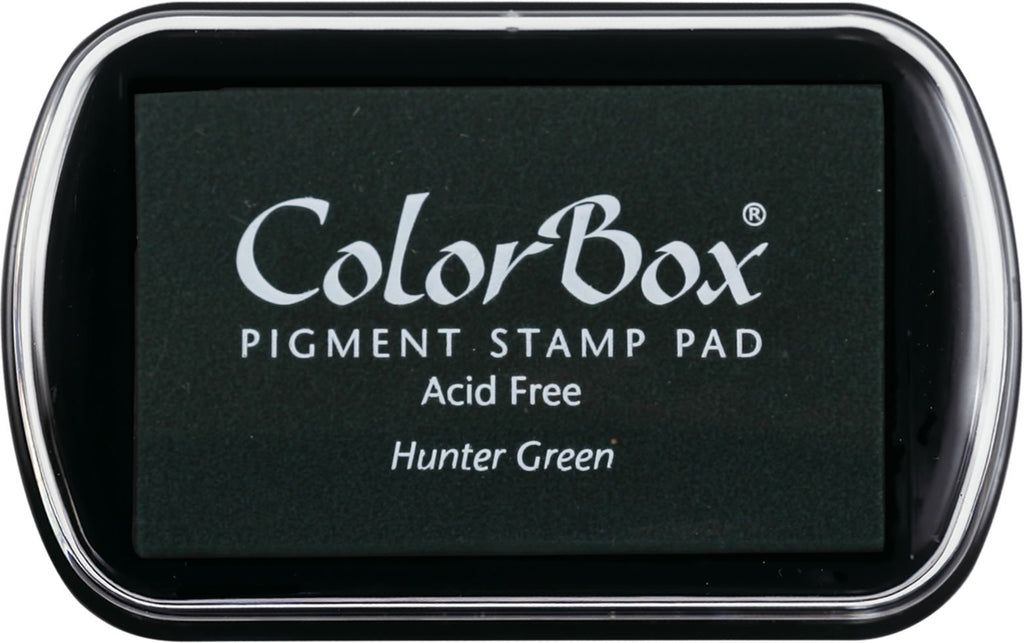 Vibrant Pigment Full - Hunter Green - Stamptopia