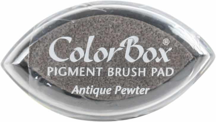 Vibrant Pigment Mini - Antique Pewter - Stamptopia