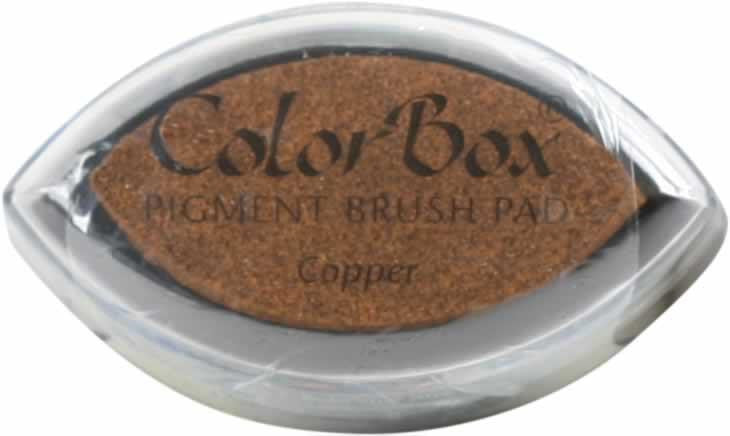 Vibrant Pigment Mini - Copper - Stamptopia