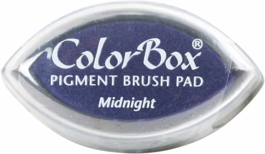 Vibrant Pigment Mini - Midnight - Stamptopia