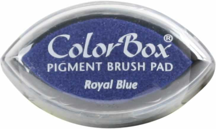 Vibrant Pigment Mini - Royal Blue - Stamptopia