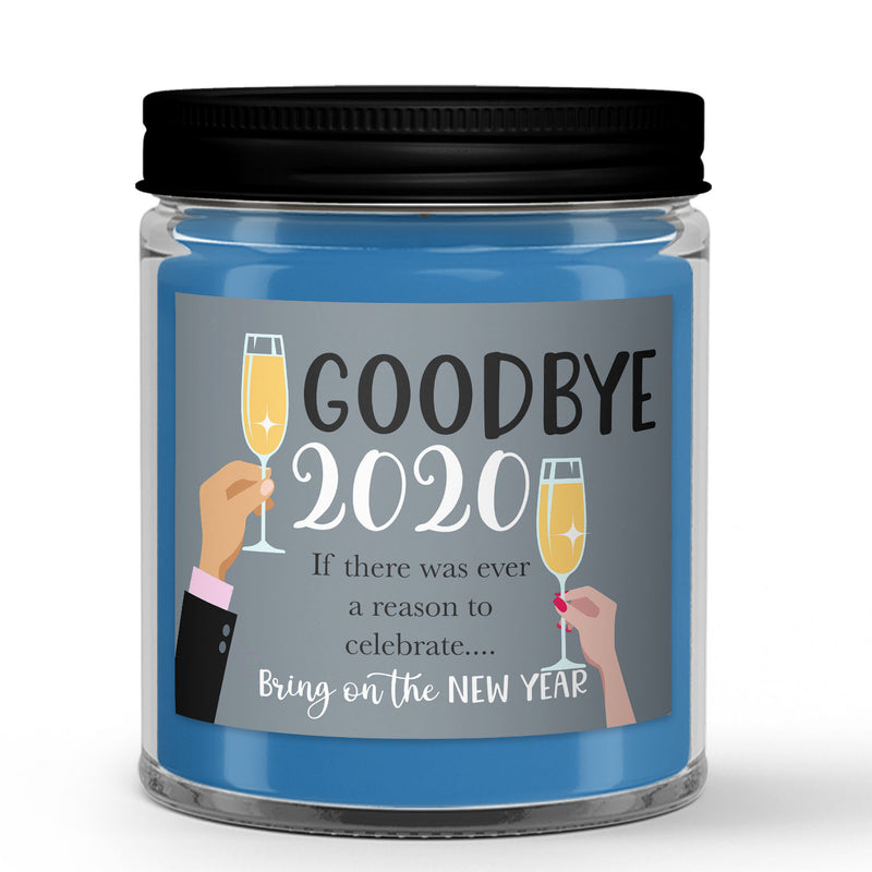 Goodbye 2020 Candle