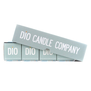 Adorable Gift Set Boxes for 3 or 4 Adorable Size Candles® Adorable Gift Set Dio Candle Company 4 Adorable Size Candle Set Box