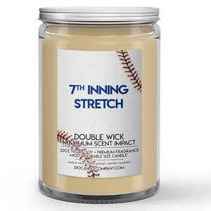 7th Inning Stretch Candles and Wax Melts