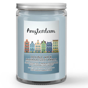 Amsterdam Candles and Wax Melts