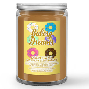 Bakery Dreams Candles and Wax Melts
