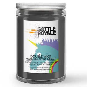 Battle Royale Candle Vanilla Chai Scented - Dio Candle Company