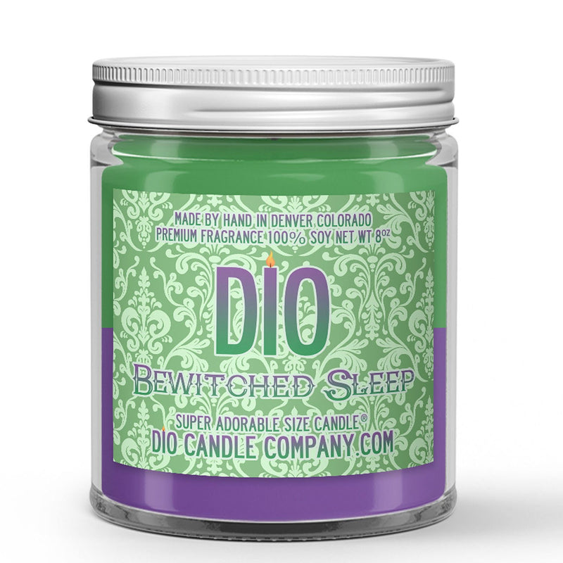 Bewitched Sleep Spell Candles and Wax Melts