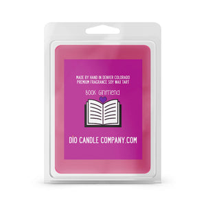 Book Girlfriend Candles and Wax Melts