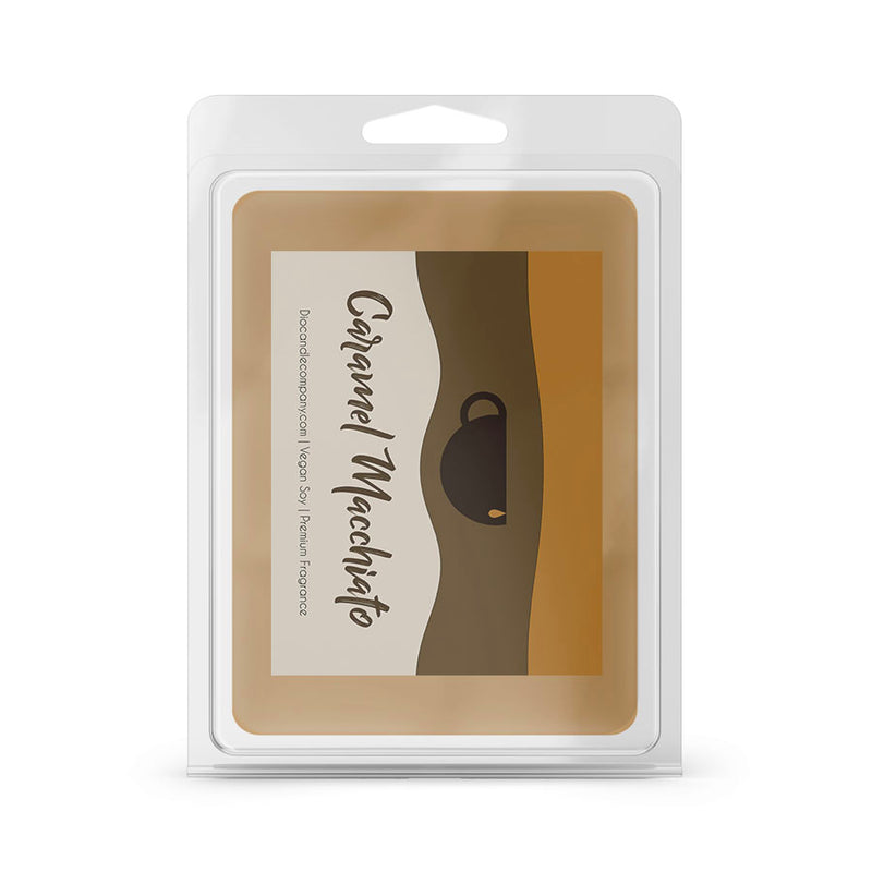 Caramel Macchiato Coffee Candles or Wax Melts