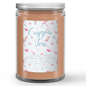 Cuppa Tea Candles and Wax Melts
