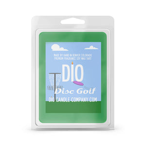 Disc Golf Candles and Wax Melts
