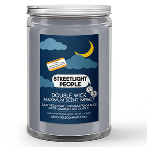 Streetlight People Candles and Wax Melts