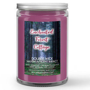 Enchanted Forest Cottage Candles and Wax Melts