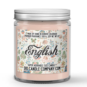 English Manor House Candles and Wax Melts