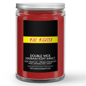 Fire Fighter Candles and Wax Melts