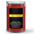 Fire Fighter Candle Water - Smoke Scented - Dio Candle Company