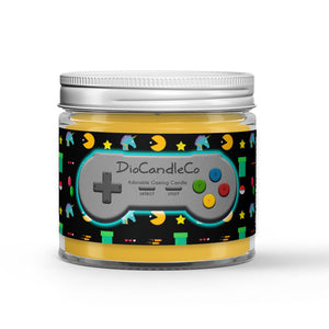 Personalized Gamer Tag Candle - Zesty Ginger-Ale - 1oz Adorable Size Candle® - Dio Candle Company
