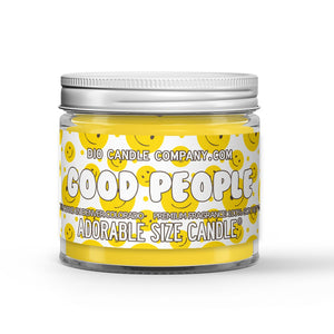 Cinnamon - Butter - Powdered Sugar Scented - Good People Candle - 1 oz - Dio Candle Company