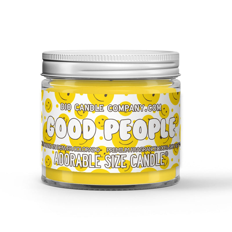Good People Candles or Wax Melts