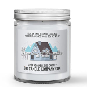 Grandparents House Candles and Wax Melts