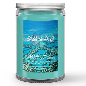 Great Barrier Reef Candles and Wax Melts
