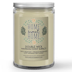 Home Sweet Home Candle Blueberry Pie - Cotton Scented - Dio Candle Company