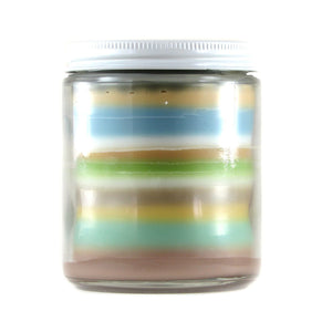 Everything But The Kitchen Sink Candle Not Discernible - Every Layer is Different - Dio Candle Company