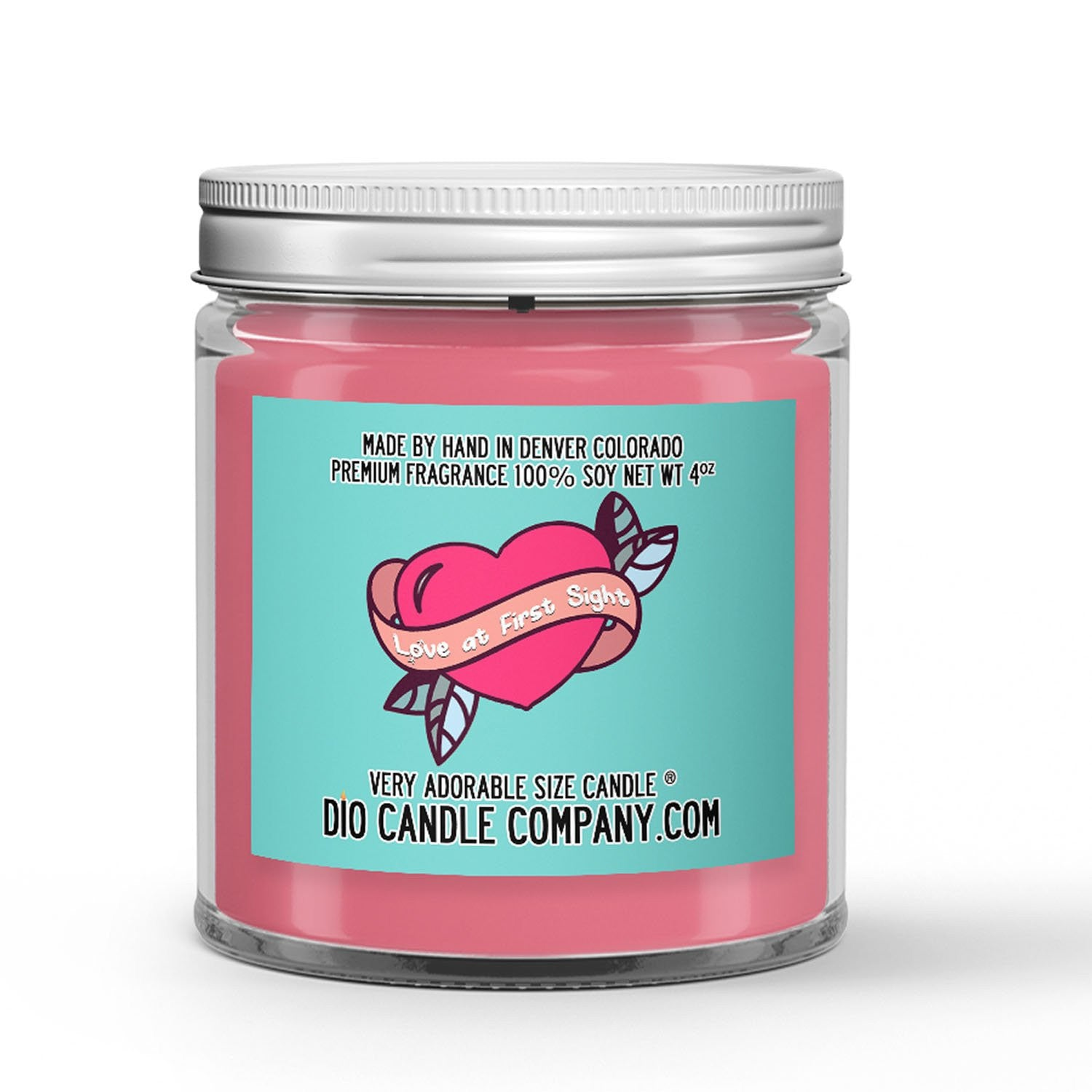 Love at First Sight Candle