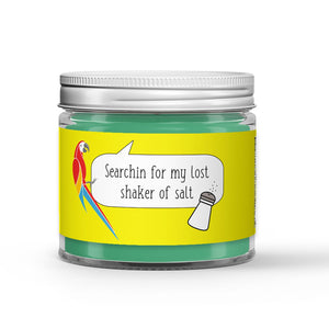 Lost Shaker of Salt Candle - Lime - Salt - 1oz Adorable Size Candle® - Dio Candle Company
