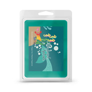 Mermaid's Splash Candles and Wax Melts
