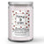 Merry and Bright Candle Kettle Popcorn - Dried Cranberry Scented - Dio Candle Company