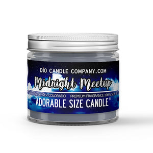 Midnight Meet-up Candle Moss - Amber - Oak - Mist Scented - Dio Candle Company
