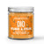 Orange and Cream Ice Cream Candle Orange Creamsicle Scented - Dio Candle Company