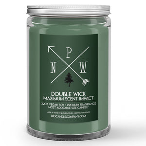 PNW Candles and Wax Melts