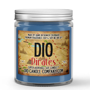 Pirates Candles and Wax Melts