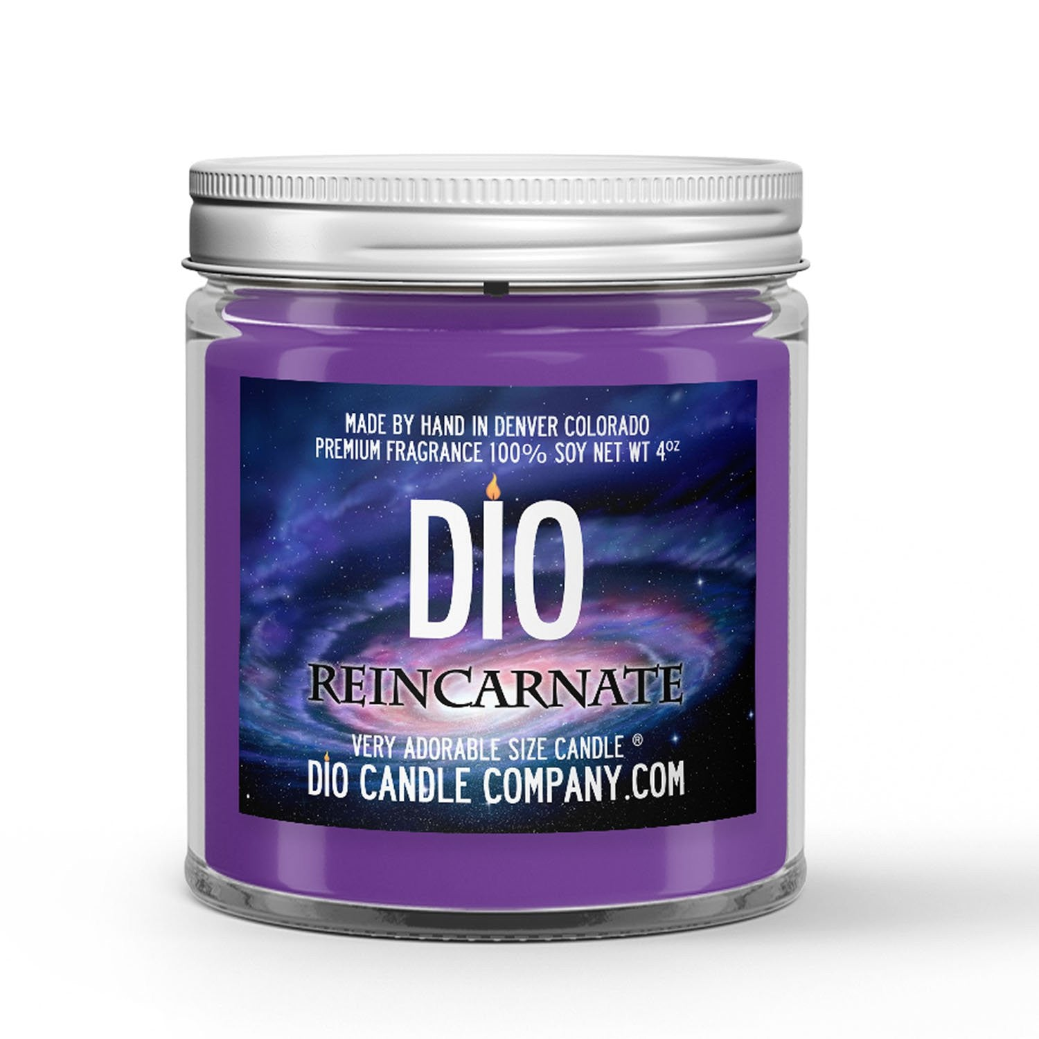 Reincarnate Candle Coco Chanel Type Scented - Dio Candle Company