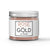 Rose Gold Candle Mahogany - Citrus - Cookies Scented - Dio Candle Company