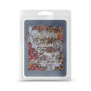 Season's Change Candles and Wax Melts