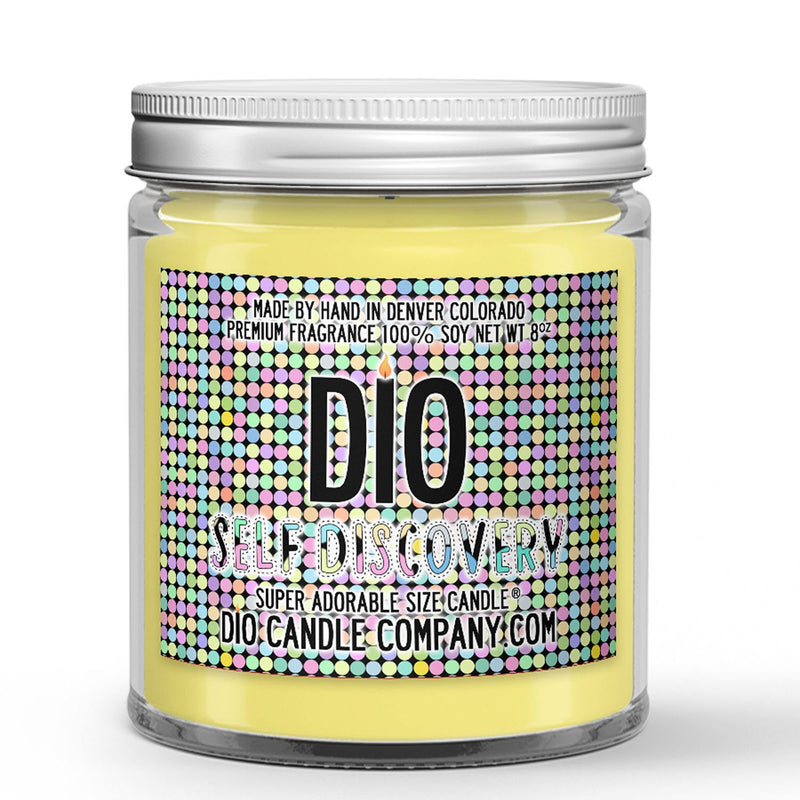 Self Discovery Candle Cucumber Melon Body Spray Scented - Dio Candle Company