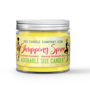 Shopping Spree Candle - CK1 Type - New Blouse - 1oz Adorable Size Candle® - Dio Candle Company