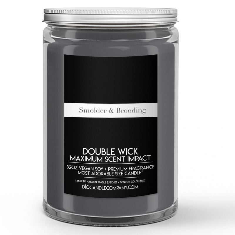 Smolder and Brooding Candles and Wax Melts